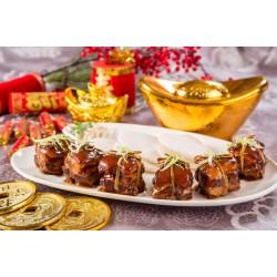 東坡肉附荷葉夾 (6人份)-圓苑餐廳