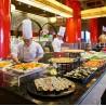 【2018台北國際旅展線上購物】平日松鶴自助午晚餐單人券(10張/本)