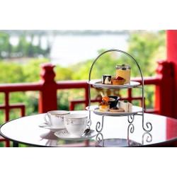 【2019台北國際旅展】高雄圓山/祕境咖啡廳-雙人下午茶券